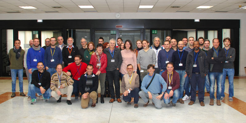 The Smart Campus Group of the CNR Institutes in Pisa: ISTI, IIT and IFC.
