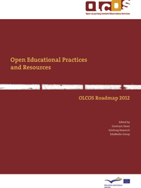 Open Educational Practices and Resources. OLCOS Roadmap 2012. The report is based on own research work, expert workshops and other consultations with many international projects that promote the creation, sharing and re-use of Open Educational Resources. Available from the OlCOS web site.