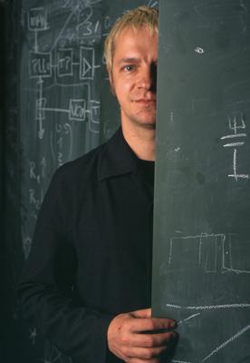 Professor Holger Boche, director of the Fraunhofer Institute for Telecommunications, Heinrich-Hertz-Institut HHI. © Fraunhofer HHI.
