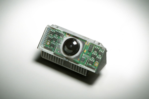 3D-MLI camera: an embedded system developed at IEE. (Photo: IEE.)