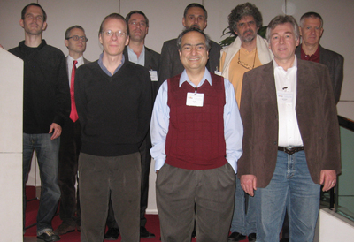 Interlink workshop participants.