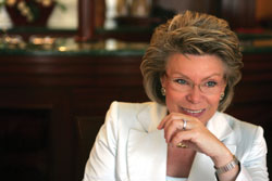 Viviane Reding, Member of the European Commission Information Society & Media