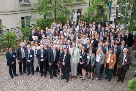 Seminar participants.