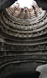 Figure 2: The Rani ki vav / the Queens Step Well, Patan India.
