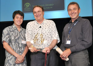 Best Paper Award for the HCII 2011 Conference.