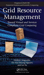 Grid Resource Management Toward Virtual and Services Compliant Grid Computing