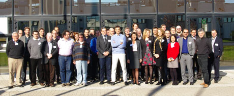 iMarine kick-off meeting participants