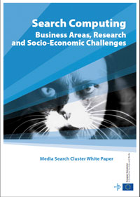 Cover of Media Search Cluster White Paper